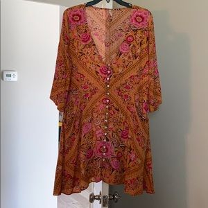Xl Amber babushka playdress